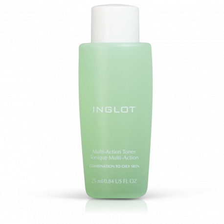 MULTI-ACTION TONER 25 ml COMBINATION TO OIL SKIN