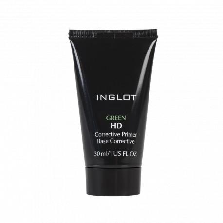 Коригуюча основа під макіяж Inglot HD CORRECTIVE PRIMER