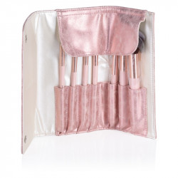 MARBLE PINK BRUSH SET (7 PCS)