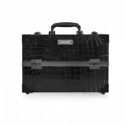 MAKEUP CASE CROCODILE LEATHER PATTERN MEDIUM KC-PAC01 icon