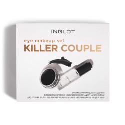 EYE MAKEUP SET KILLER COUPLE (Дюралайн та  гелева підводка для очей AMC Eyeliner Gel 77) icon